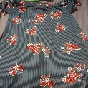 Floral dress from Ross
